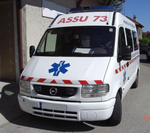 Rescue Medical Ambulances Opel Movano Year 2000