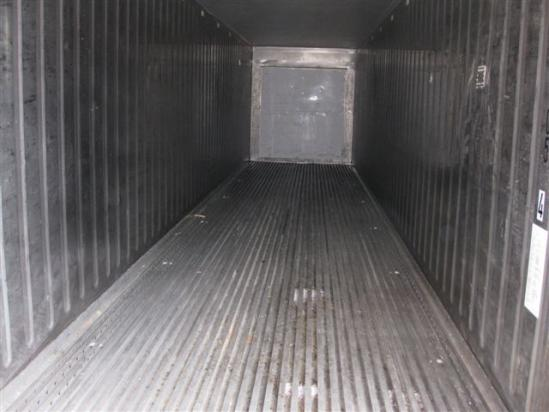 Used Reefer Storage Ocean Cargo Container 40 180 Feet High