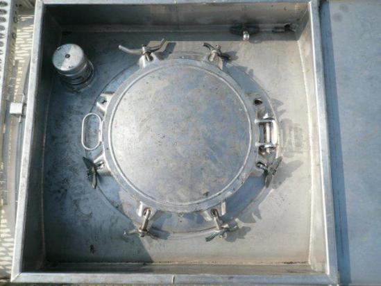 ISO Tanks Containers IMO-1 for Hazardous Liquids CONSANI 20 ft - T11